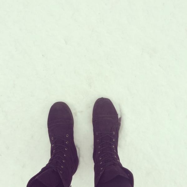 snow korea winter