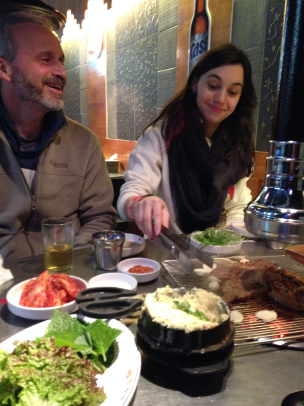 #family #seoul #korea #food