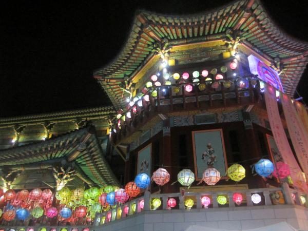 Samgwangsa in Busan