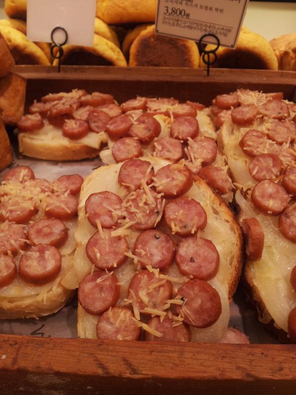 Weenie Bread!