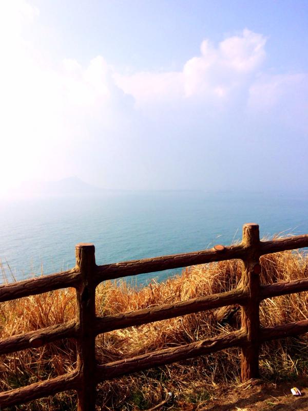 udo island jeju south korea