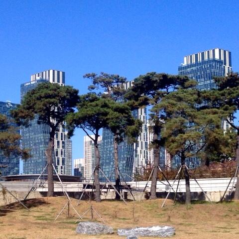 songdo incheon korea
