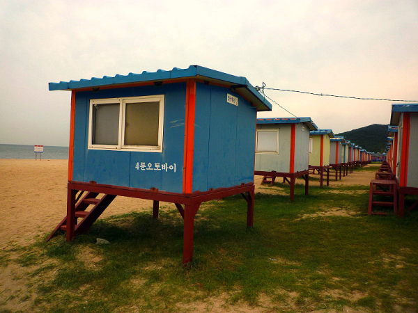 muuido island travel beach korea summer