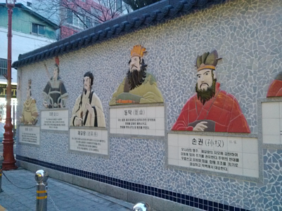 Things to Do in Korea: Exploring Chinatown in Busan