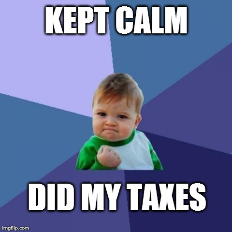 Taxes. Dooo