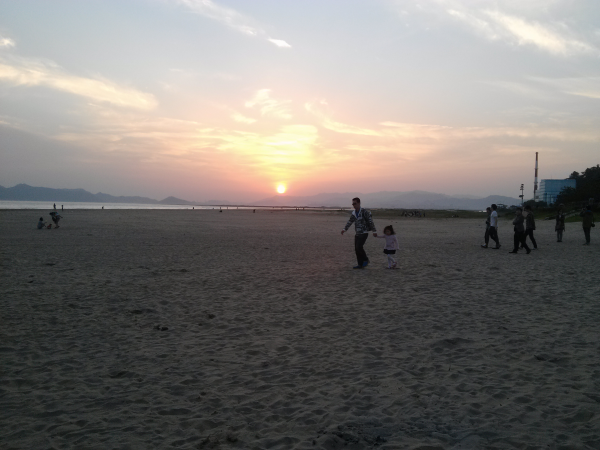 #daedapo #beach #camping #busan