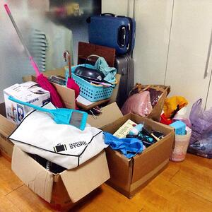 moving apartments in Korea