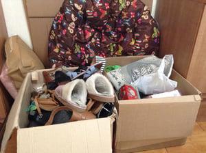 moving in Korea