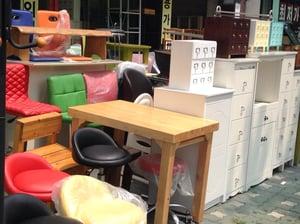 Buying Furniture in Korea