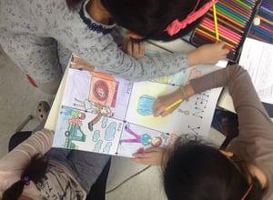teaching at ChungDahm Learning
