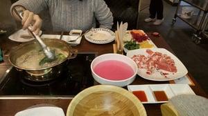 eating in Busan