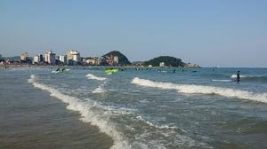 summer activities in Busan
