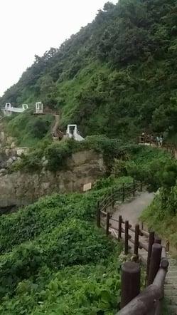 Hiking in Busan