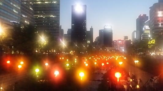 Buddah's birthday in Korea