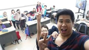 living and teaching in Korea