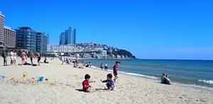 beaches in Korea