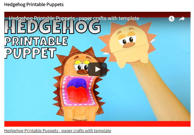 Hedgehog puppets project.png