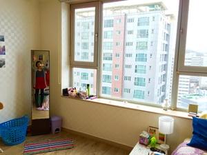 ChungDahm teacher's apartment in Seoul