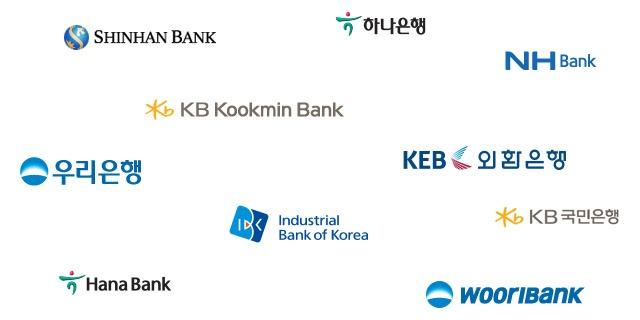 online banking in Korea