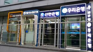Banking in Korea