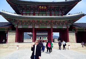 sightseeing in Seoul