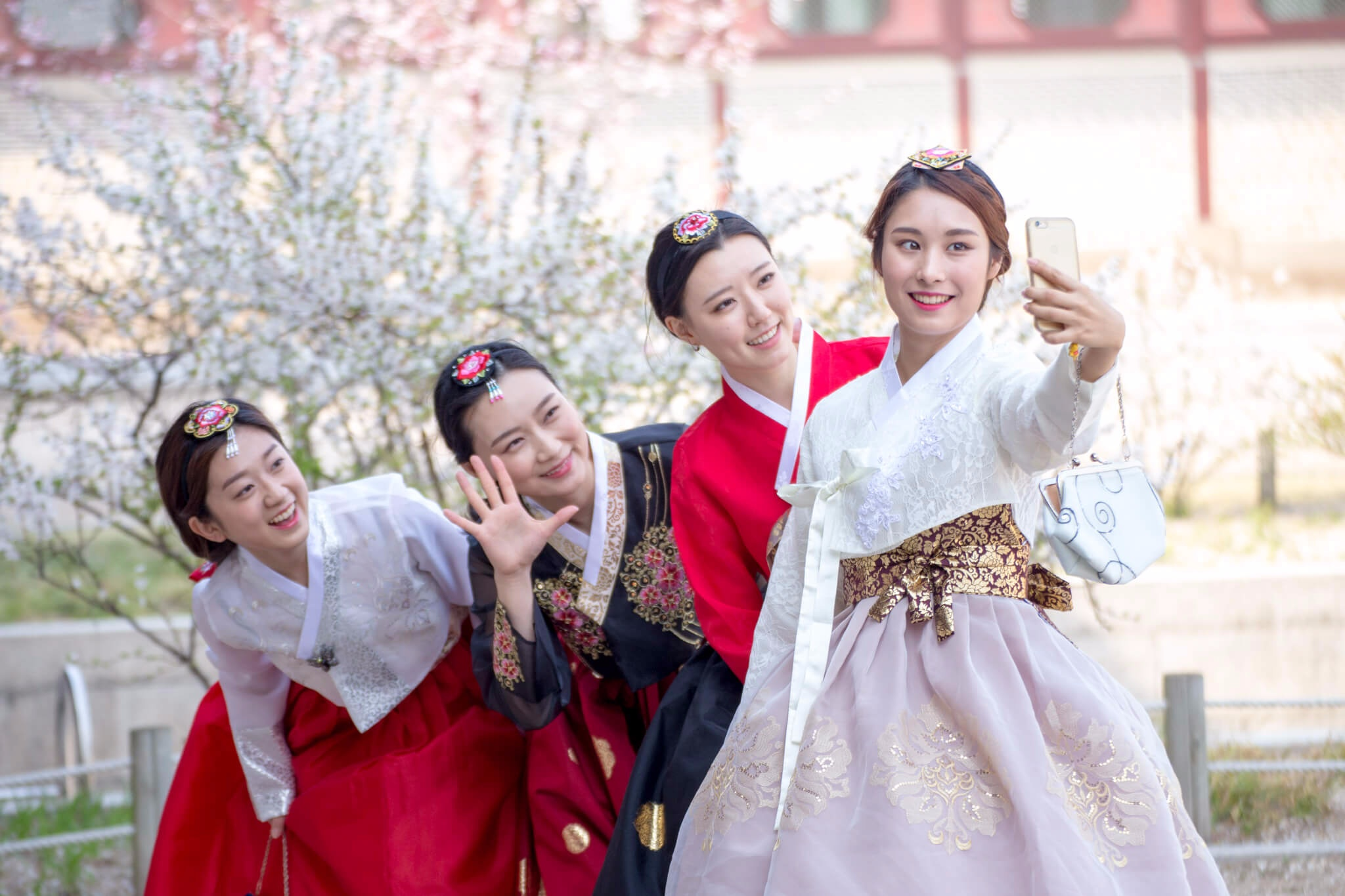 Hanbok in Bukchon1