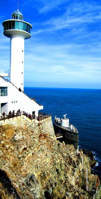 Lighthouse, Taejongdae