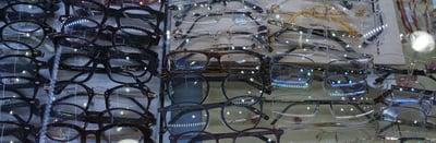 buying glasses in Korea