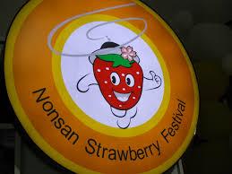 Nonsan strawberry festival