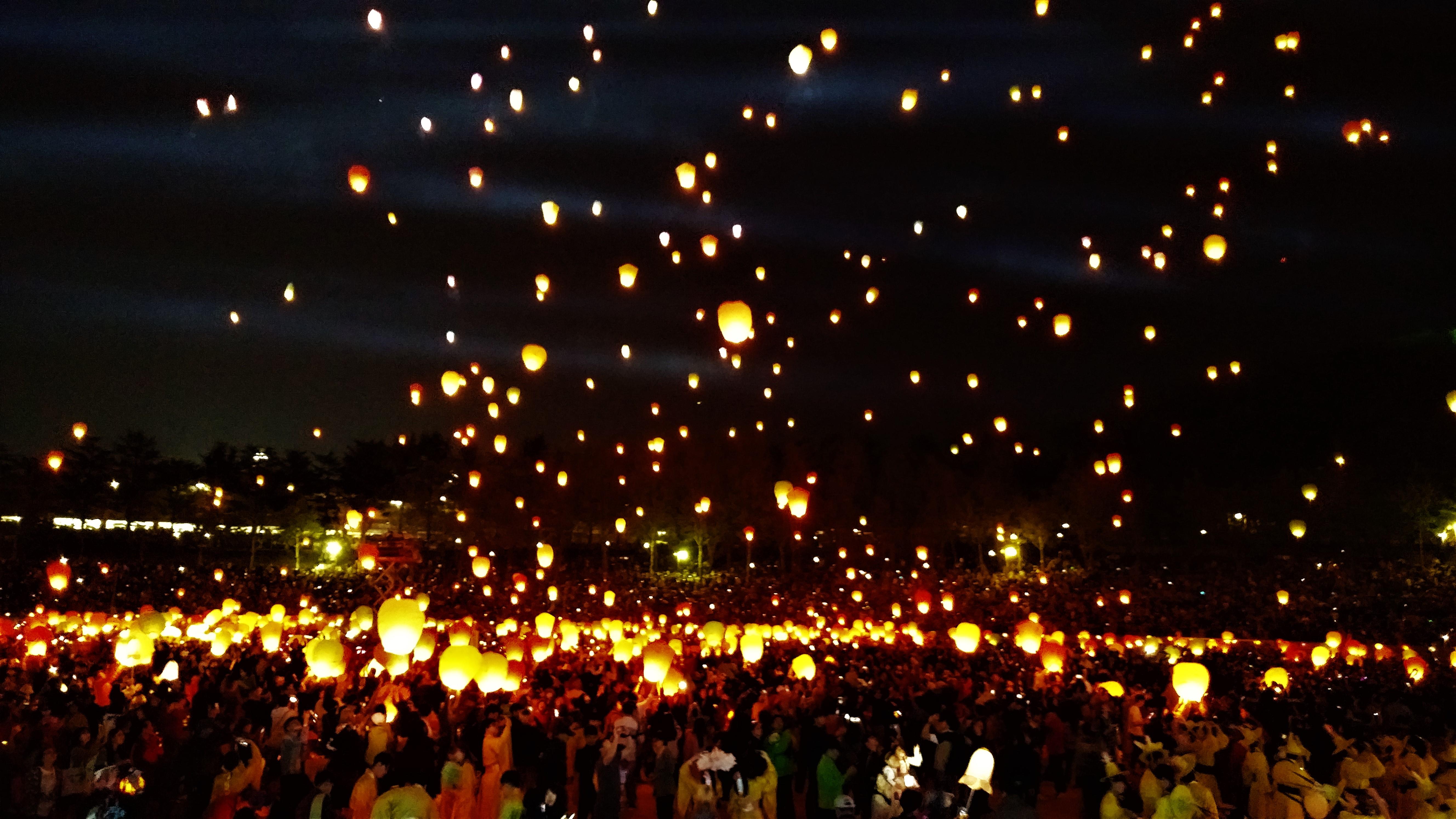 Visit The Daegu Dalgubeol Lantern Festival While Teaching In Korea
